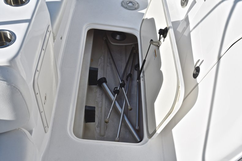Thumbnail 38 for Used 2014 Hurricane SunDeck Sport SS 232 OB boat for sale in West Palm Beach, FL