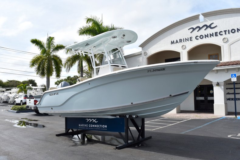 Thumbnail 1 for Used 2017 Sea Fox 226 Center Console boat for sale in West Palm Beach, FL