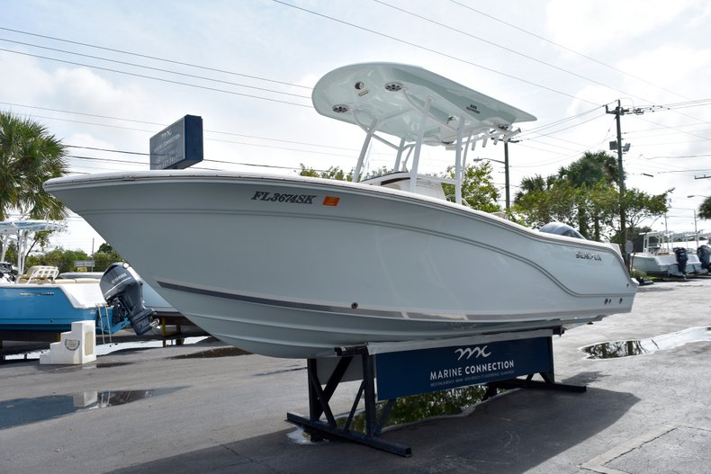 Thumbnail 3 for Used 2017 Sea Fox 226 Center Console boat for sale in West Palm Beach, FL