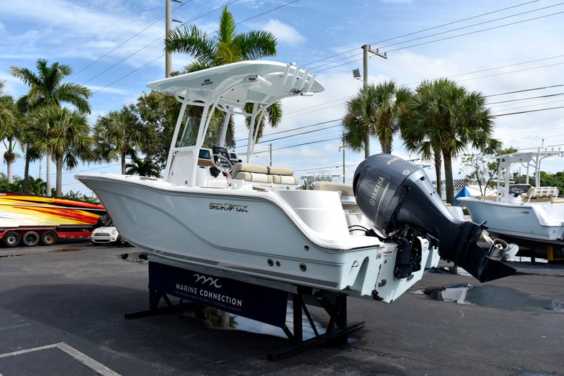 Thumbnail 5 for Used 2017 Sea Fox 226 Center Console boat for sale in West Palm Beach, FL