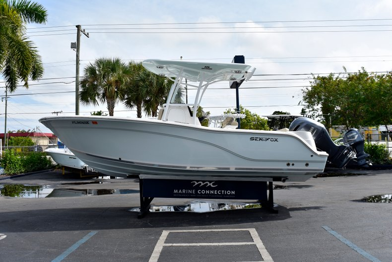 Thumbnail 4 for Used 2017 Sea Fox 226 Center Console boat for sale in West Palm Beach, FL