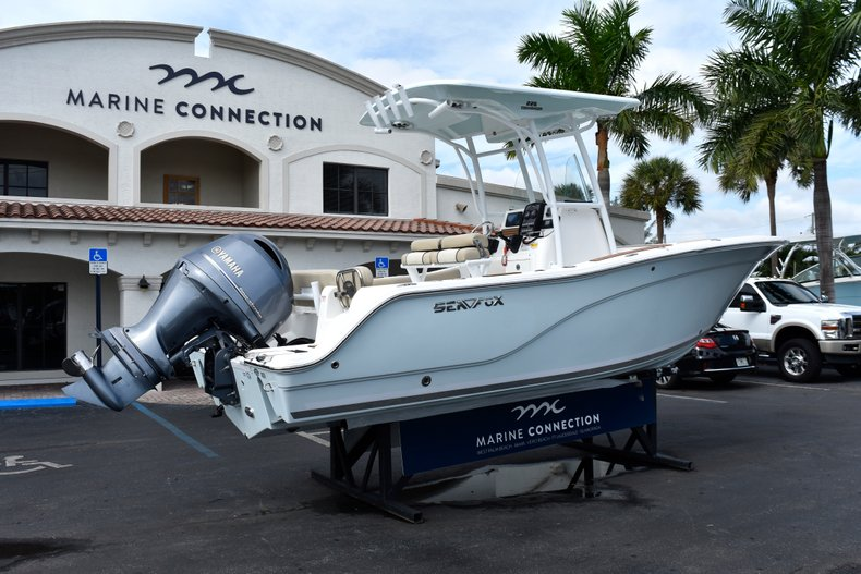 Thumbnail 7 for Used 2017 Sea Fox 226 Center Console boat for sale in West Palm Beach, FL