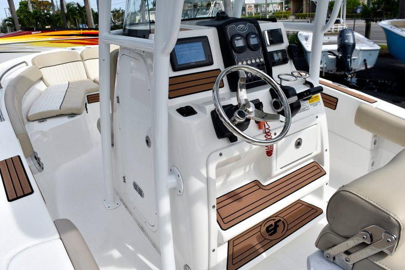 Thumbnail 42 for Used 2017 Sea Fox 226 Center Console boat for sale in West Palm Beach, FL
