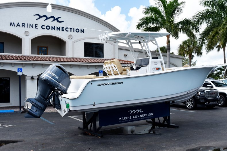 Thumbnail 9 for New 2019 Sportsman Heritage 241 Center Console boat for sale in Vero Beach, FL