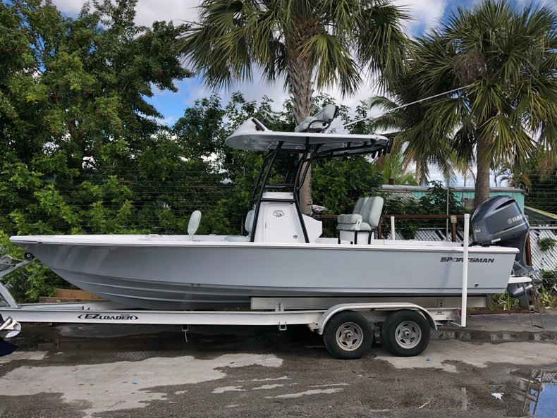 New 2019 Sportsman Masters 247 Bay Boat boat for sale in West Palm Beach, FL