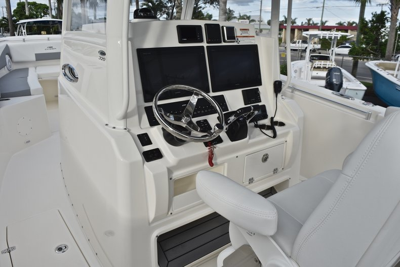 Thumbnail 47 for New 2019 Cobia 320 Center Console boat for sale in West Palm Beach, FL