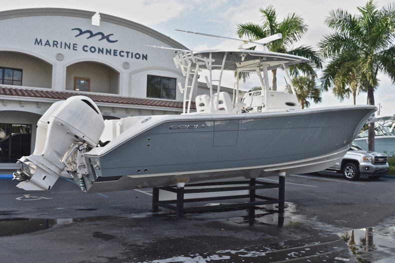 Thumbnail 7 for New 2019 Cobia 320 Center Console boat for sale in West Palm Beach, FL