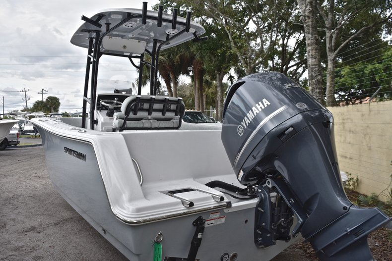 Image 1 for 2019 Sportsman Heritage 231 Center Console in Vero Beach, FL