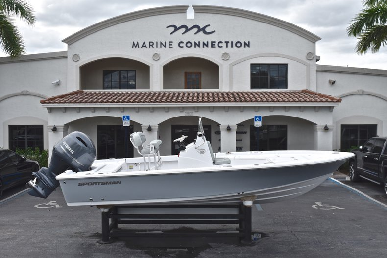 New 2019 Sportsman Masters 207 Bay Boat boat for sale in Vero Beach, FL
