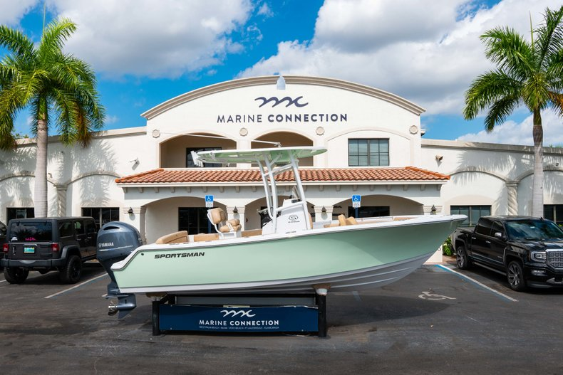 New 2019 Sportsman Heritage 211 Center Console boat for sale in Miami, FL