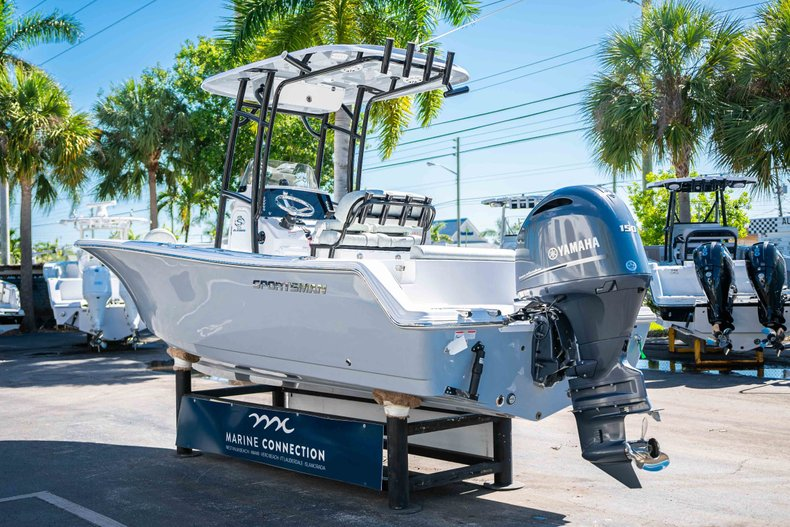 Thumbnail 5 for New 2019 Sportsman Open 212 Center Console boat for sale in West Palm Beach, FL