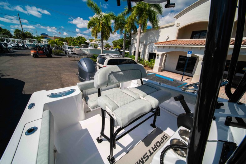 Thumbnail 20 for New 2019 Sportsman Open 212 Center Console boat for sale in West Palm Beach, FL