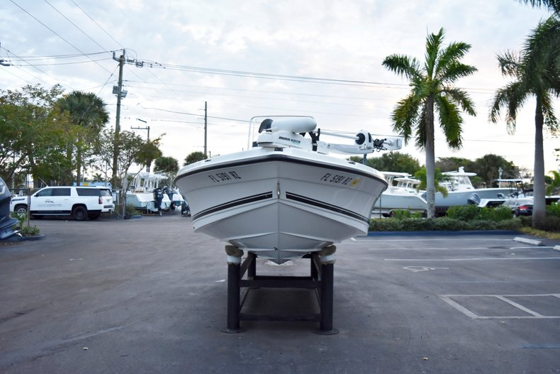 Thumbnail 2 for Used 2010 Century 2202 Bay Boat boat for sale in West Palm Beach, FL
