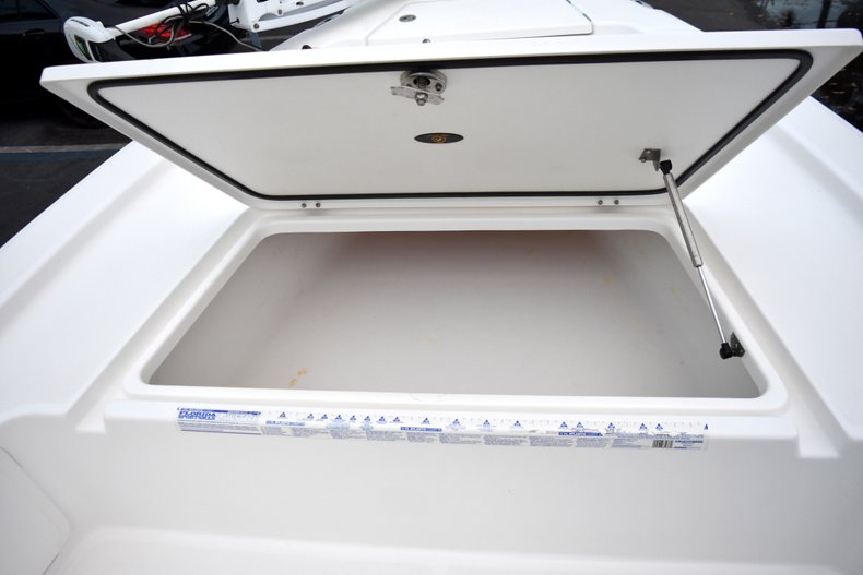 Thumbnail 39 for Used 2010 Century 2202 Bay Boat boat for sale in West Palm Beach, FL