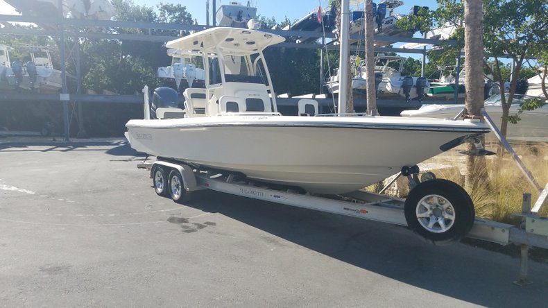 Used 2015 Shearwater 26 Carolina Bay Boat boat for sale in Islamorada, FL
