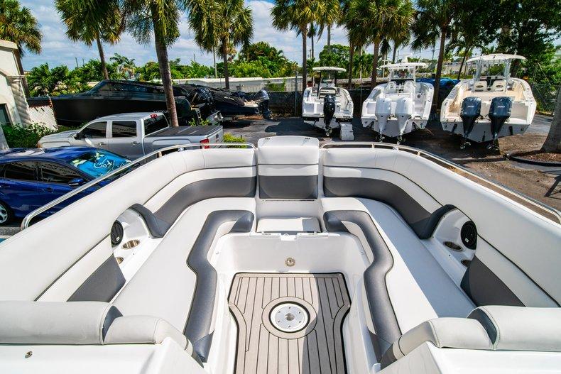 Thumbnail 32 for New 2019 Hurricane SunDeck SD 2486 OB boat for sale in Vero Beach, FL