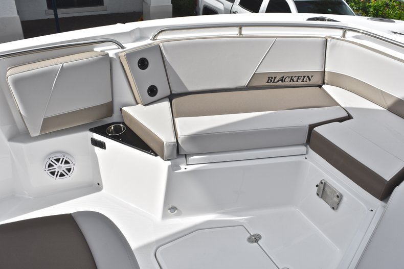 Thumbnail 53 for New 2019 Blackfin 242CC Center Console boat for sale in West Palm Beach, FL