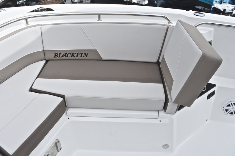 Thumbnail 57 for New 2019 Blackfin 242CC Center Console boat for sale in West Palm Beach, FL