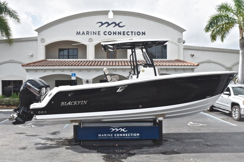 New 2019 Blackfin 242CC Center Console boat for sale in West Palm Beach, FL