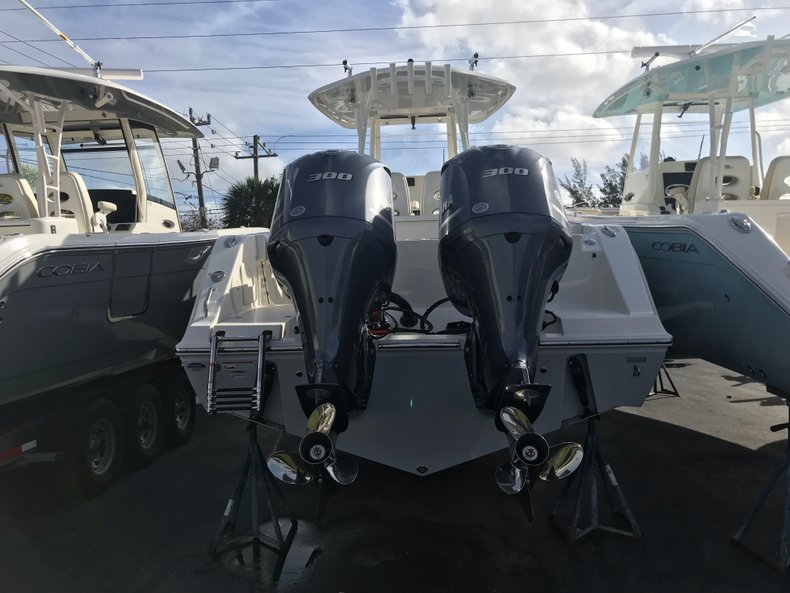 Thumbnail 1 for New 2019 Cobia 301 CC Center Console boat for sale in West Palm Beach, FL