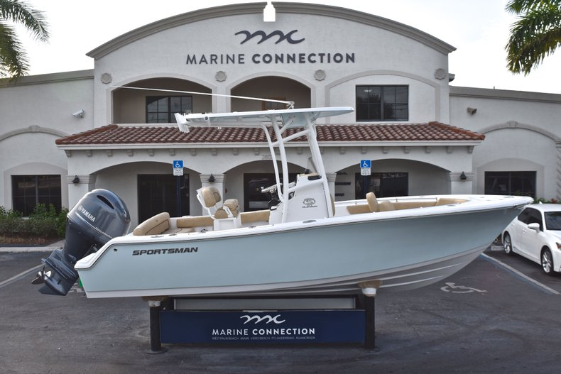 New 2019 Sportsman Heritage 211 Center Console boat for sale in West Palm Beach, FL
