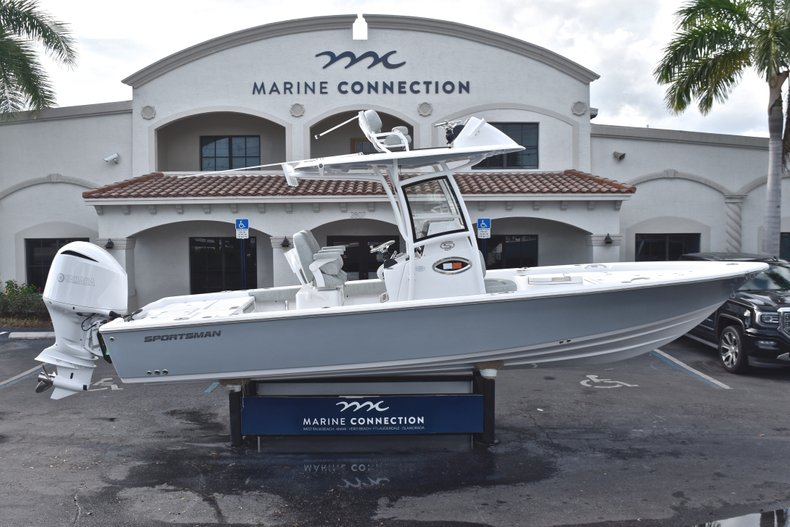 New 2019 Sportsman Masters 267 Bay Boat boat for sale in West Palm Beach, FL