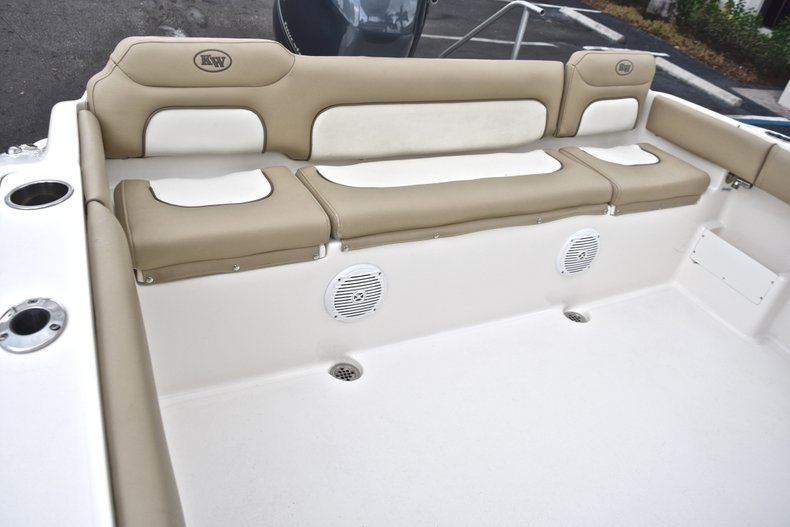 Thumbnail 9 for Used 2017 Key West 239 FS Center Console boat for sale in West Palm Beach, FL
