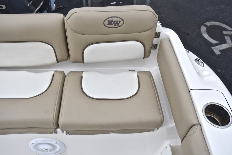 Thumbnail 14 for Used 2017 Key West 239 FS Center Console boat for sale in West Palm Beach, FL