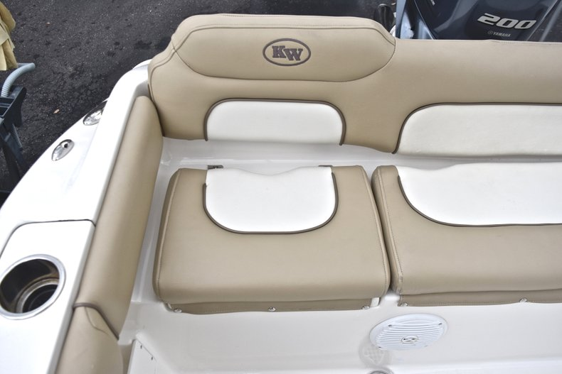 Thumbnail 10 for Used 2017 Key West 239 FS Center Console boat for sale in West Palm Beach, FL