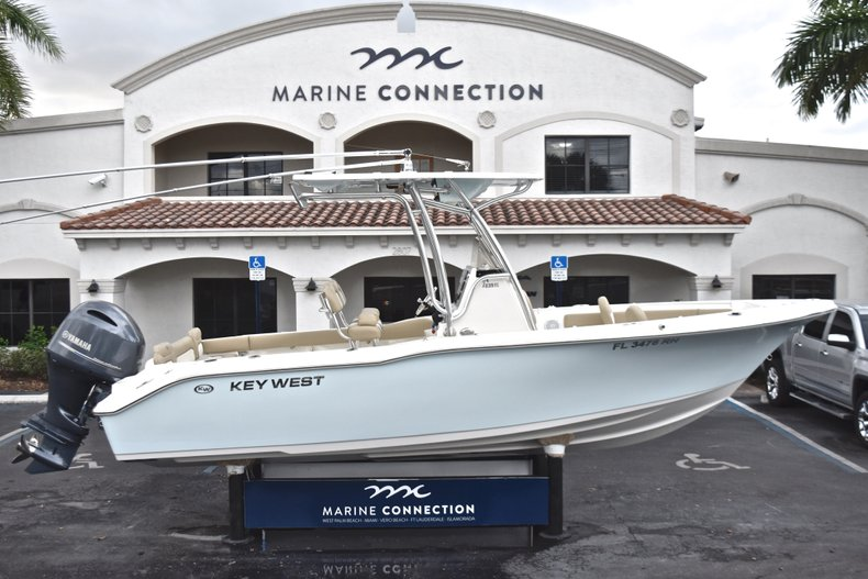 Photo for 2017 Key West 239 FS Center Console