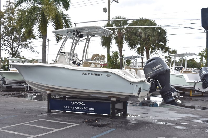 Thumbnail 5 for Used 2017 Key West 239 FS Center Console boat for sale in West Palm Beach, FL