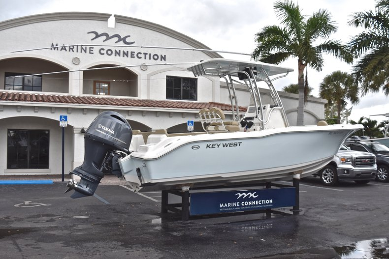 Thumbnail 7 for Used 2017 Key West 239 FS Center Console boat for sale in West Palm Beach, FL