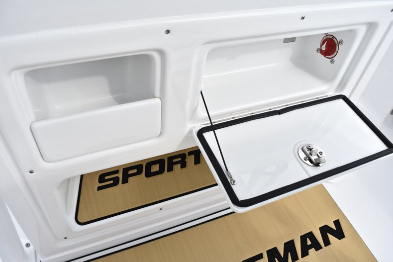 Thumbnail 37 for New 2019 Sportsman Open 232 Center Console boat for sale in West Palm Beach, FL
