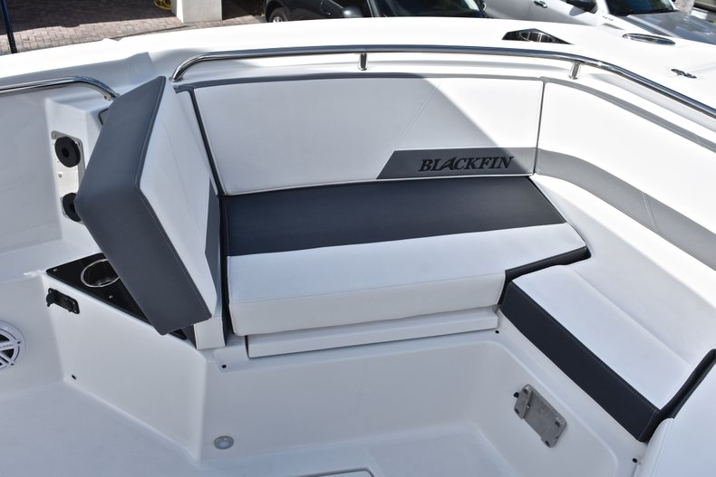 Thumbnail 56 for New 2019 Blackfin 242CC Center Console boat for sale in West Palm Beach, FL
