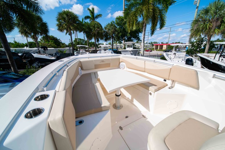 Thumbnail 38 for New 2019 Cobia 320 Center Console boat for sale in Islamorada, FL