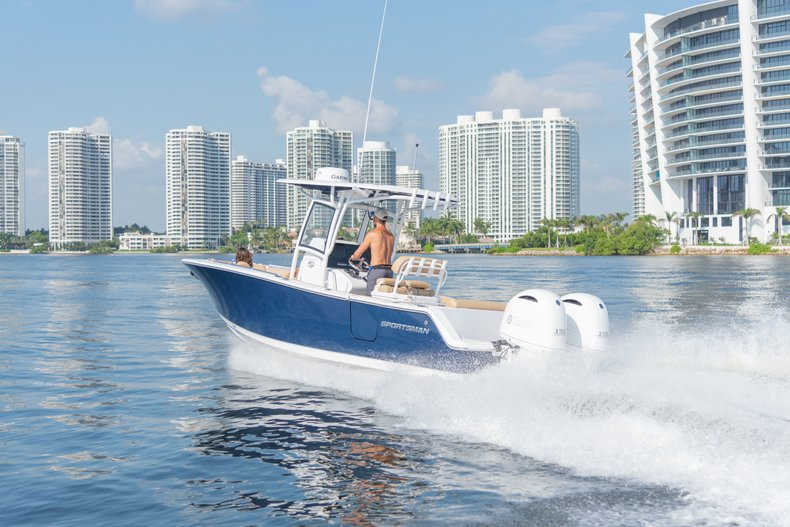 Thumbnail 1 for New 2019 Sportsman Heritage 251 Center Console boat for sale in West Palm Beach, FL