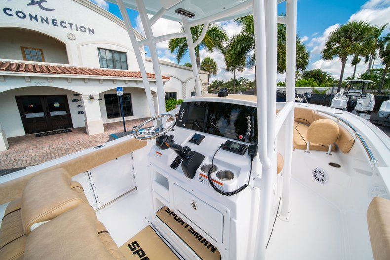 Thumbnail 23 for New 2019 Sportsman Open 232 Center Console boat for sale in West Palm Beach, FL