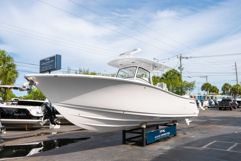 Thumbnail 3 for New 2019 Sportsman Open 312 Center Console boat for sale in Vero Beach, FL