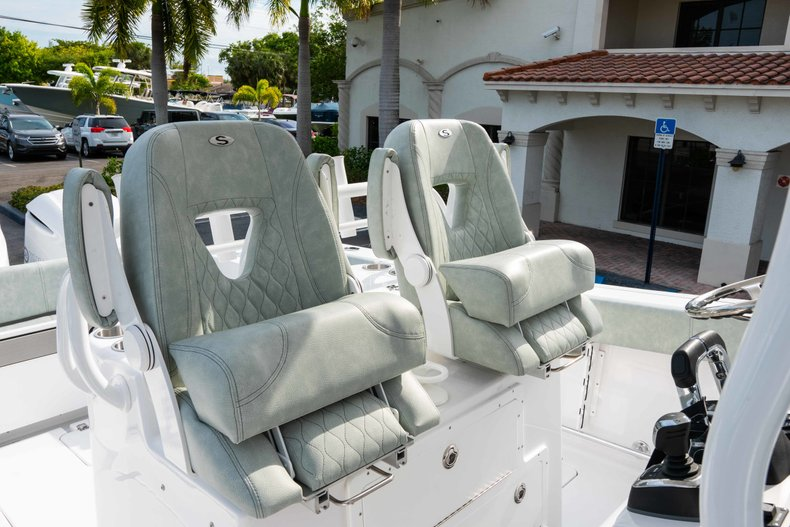 Thumbnail 33 for New 2019 Sportsman Open 312 Center Console boat for sale in Vero Beach, FL