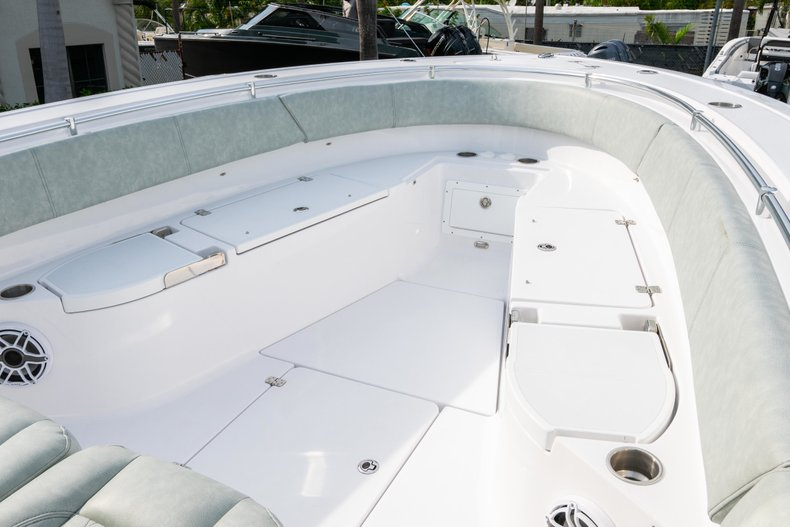 Thumbnail 38 for New 2019 Sportsman Open 312 Center Console boat for sale in Vero Beach, FL