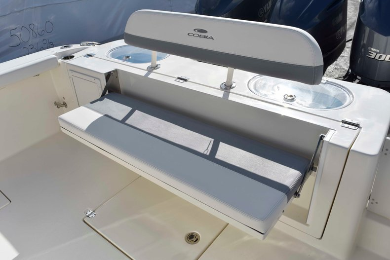 Thumbnail 6 for New 2019 Cobia 344 Center Console boat for sale in Vero Beach, FL