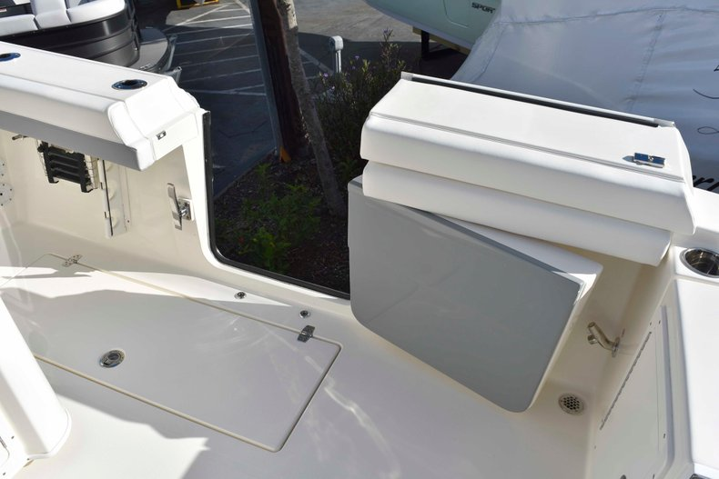 Thumbnail 32 for New 2019 Cobia 344 Center Console boat for sale in Vero Beach, FL