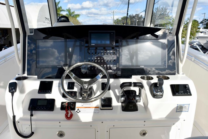 Thumbnail 62 for New 2019 Cobia 344 Center Console boat for sale in Vero Beach, FL