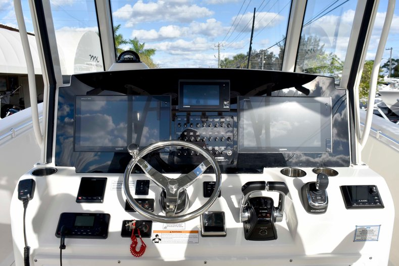 Thumbnail 63 for New 2019 Cobia 344 Center Console boat for sale in Vero Beach, FL