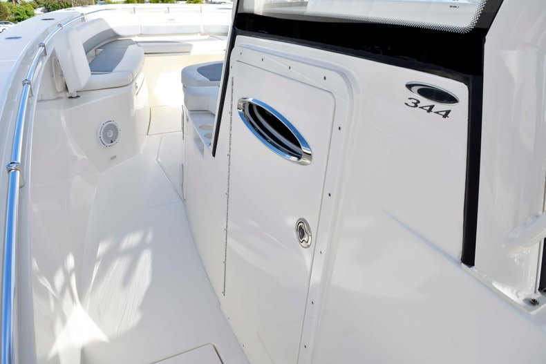 Thumbnail 83 for New 2019 Cobia 344 Center Console boat for sale in Vero Beach, FL