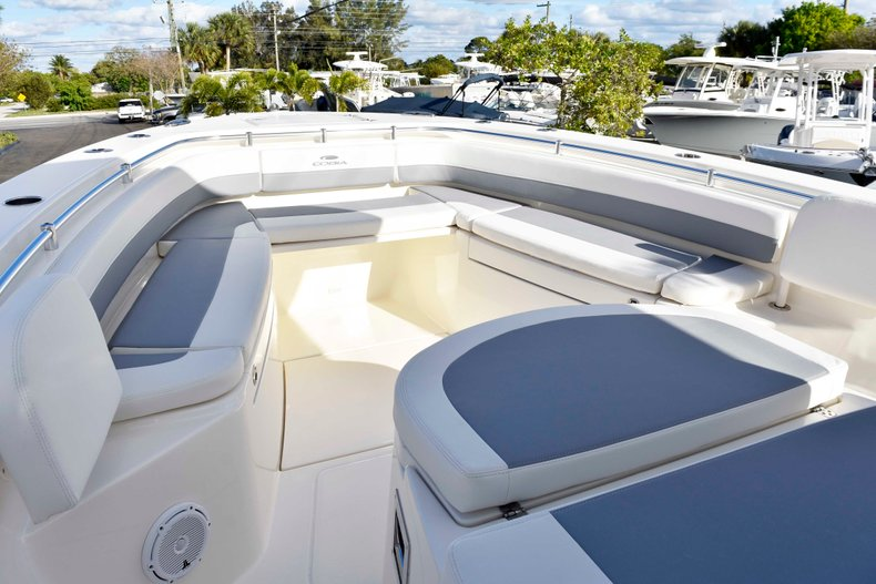 Thumbnail 78 for New 2019 Cobia 344 Center Console boat for sale in Vero Beach, FL
