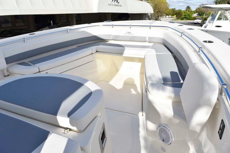 Thumbnail 89 for New 2019 Cobia 344 Center Console boat for sale in Vero Beach, FL