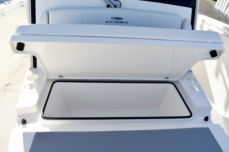Thumbnail 92 for New 2019 Cobia 344 Center Console boat for sale in Vero Beach, FL