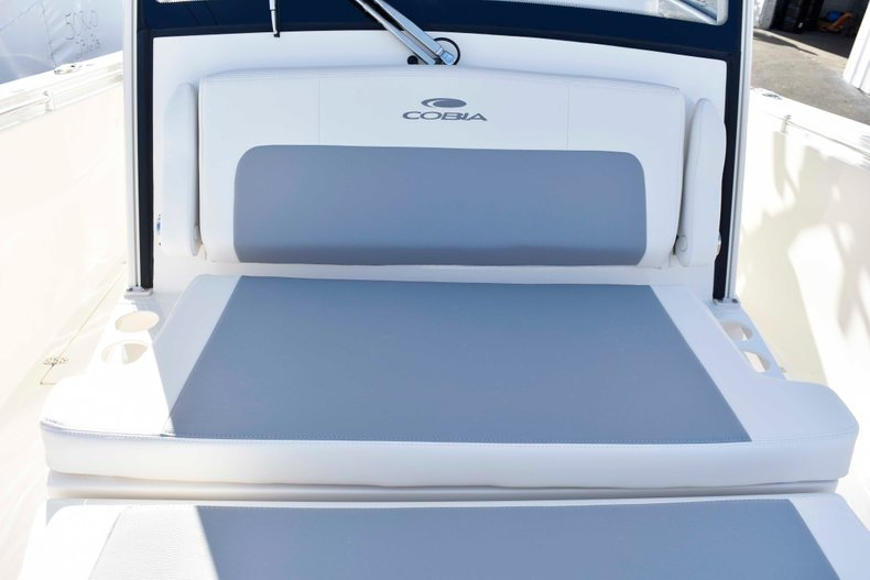 Thumbnail 91 for New 2019 Cobia 344 Center Console boat for sale in Vero Beach, FL