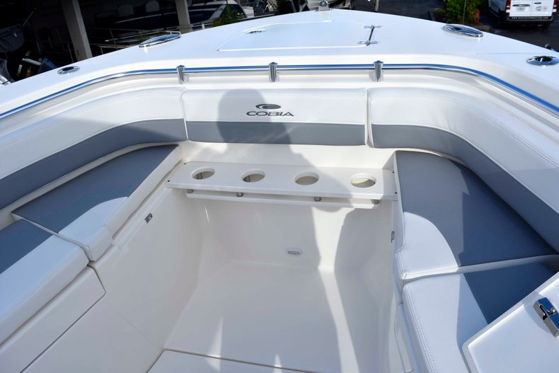 Thumbnail 99 for New 2019 Cobia 344 Center Console boat for sale in Vero Beach, FL